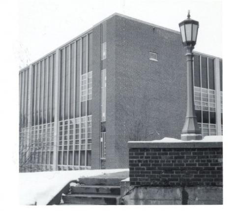 Law Center, 1961 - 1986