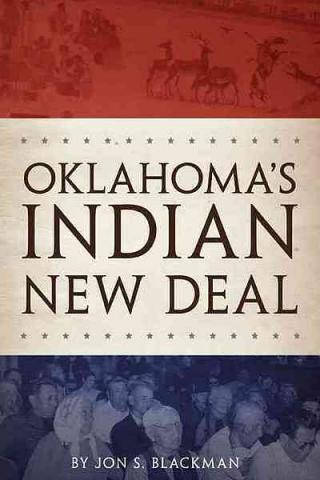 Oklahoma's Indian New Deal book cover