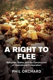 Right to Flee book cover