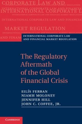 Regulatory Aftermath book cover