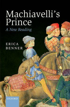 Machiavelli's Prince book cover