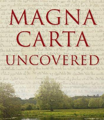Magna Carta Uncovered book cover