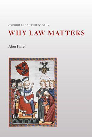 Why Law Matters book cover