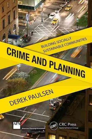 Crime and Planning book cover
