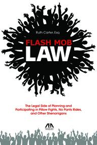 Flash Mob Law book cover