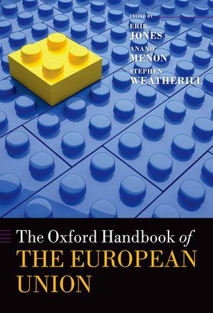 The Oxford Handbook of the European Union book cover