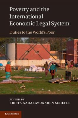 Poverty and the International Economic Legal System book cover