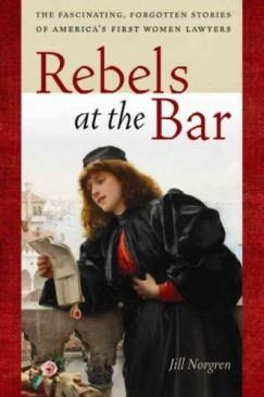 Rebels at the Bar book cover