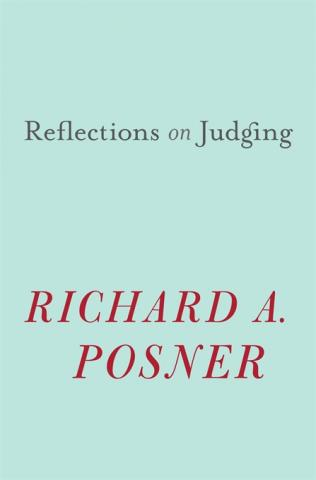 Reflections on Judging book cover