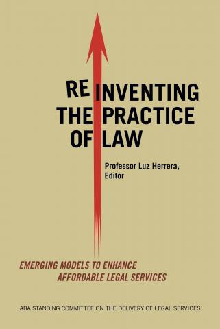 Reinventing the Practice of Law book cover