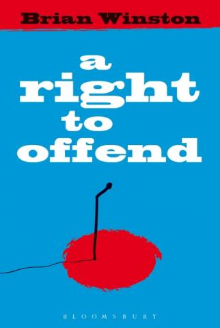 A Right to Offend book cover