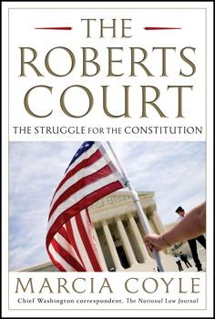 Roberts Court book cover