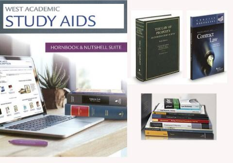 West Study Aids Available Anywhere Anytime Law Library