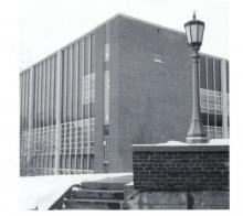 Law Center 1961 - 1986